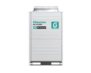 Высокоэнергоэффективные внешние блоки Hi-Flexi серия G